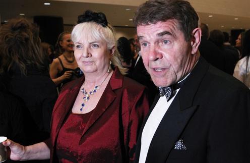 Булдаков с супругой Людмилой Андреевной