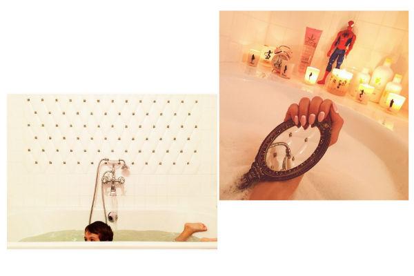 Изысканная ванная