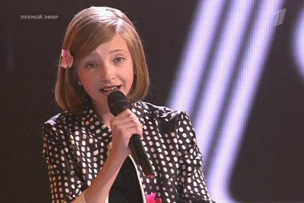 Евдокия Малевская из команды Димы Билана по итогам голосования заняла второе место
