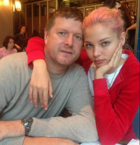 Евгений и Алеся Кафельниковы