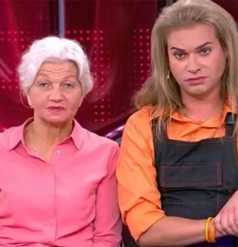 Екатерина Терешкович и Гоген Солнцев