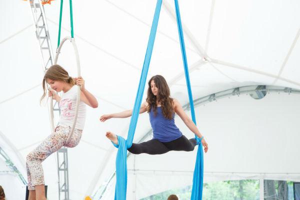 «Трапеция Актуаль» позволяет ярко отдыхать на свежем воздухе всей семьей