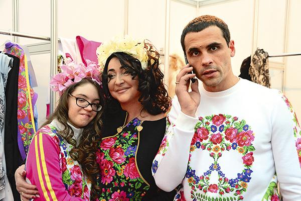 Дмитрий прекрасно ладит с дочерью Милявской Евой