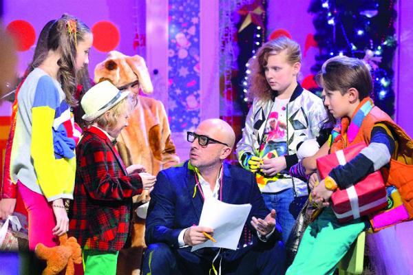 Дмитрий Нагиев просит помощи у детей