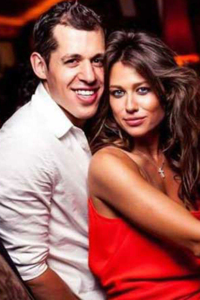 фото малкин с женой