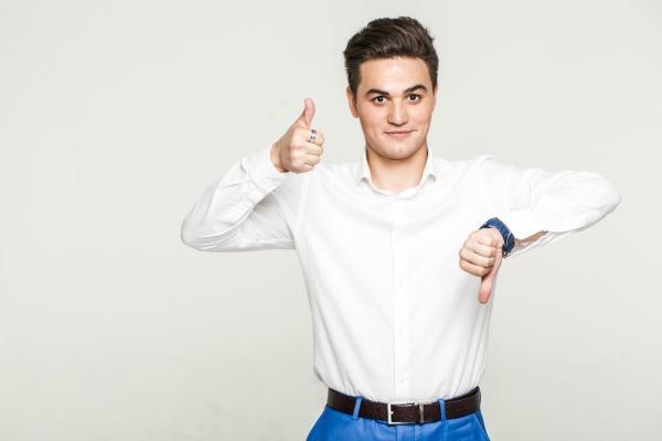 Телеведущий стал знаменит благодаря программе «Магаззино»