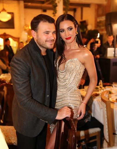 Эмин и Ольга Бузова