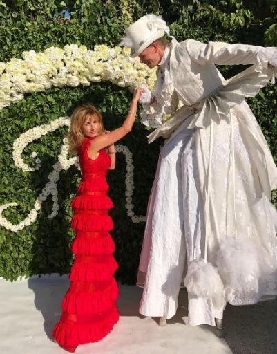 Наталья подольская фото свадьбы