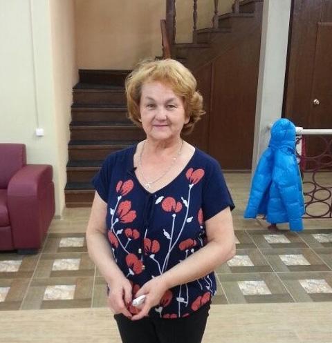 Ольга Васильевна Гобозова