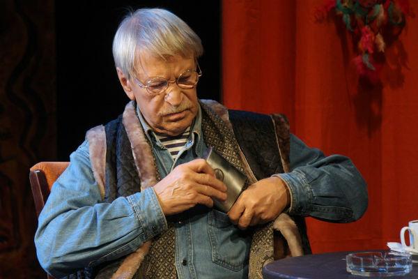Иван Краско сыграл старого индейца Джо