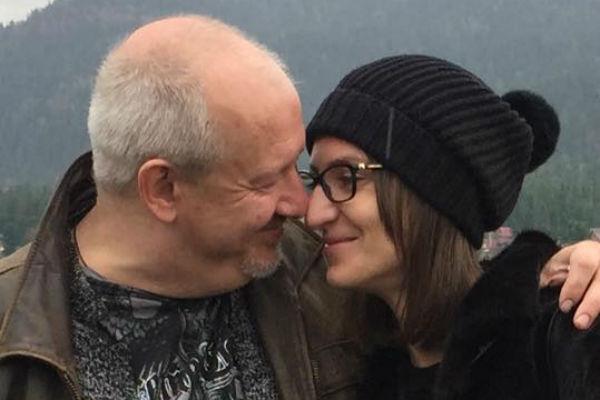 Ксения Бик рассказала, как пережила смерть мужа