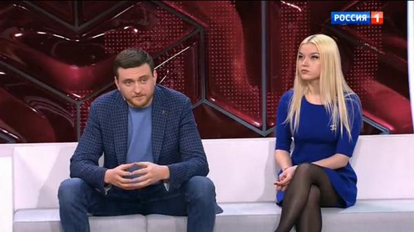 Павел Пятницкий и сестра Сергея Семенова