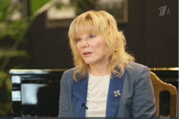Дочь режиссера Александра Захарова