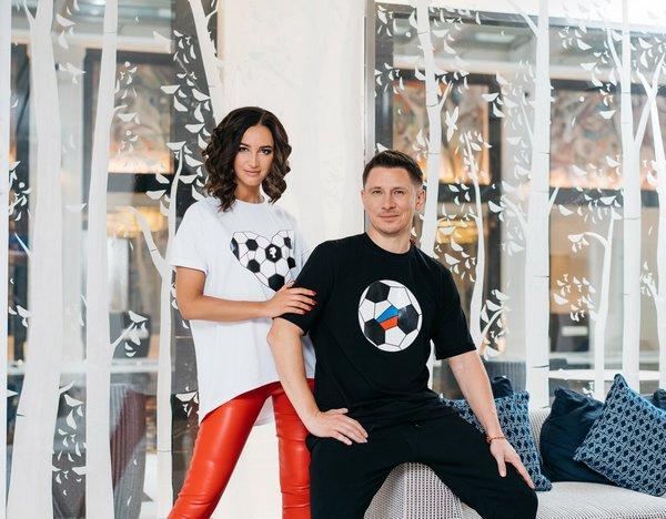 Ольга Бузова и Тимур Батрутдинов представили новую коллекцию Беллы Потемкиной