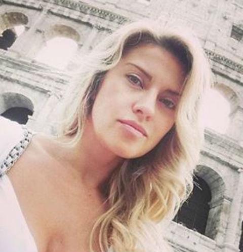 Екатерина Архарова обожает Италию