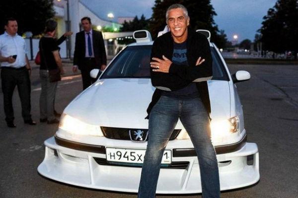 Сами стал известным благодаря роли таксиста