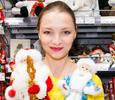 Екатерина Вилкова начала готовиться к Новому году