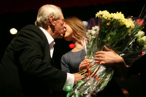 Иван Иванович и Наталья не скрывают своих чувств