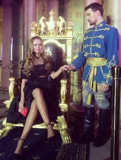 Сефания Маликова отлично подходит на роль принцессы