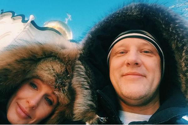 Сергей Горобченко и Полина Невзорова