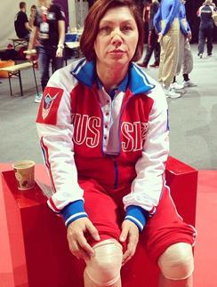 Роза Сябитова пострадала на съемках