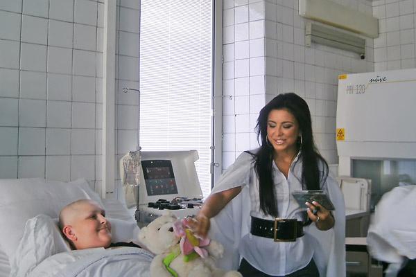 Леша до сих пор вспоминает, как четыре с половиной года назад Ани Лорак появилась в его больничной палате