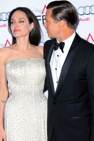 «Он пахнет, как овчарка», – часто ворчала Джоли