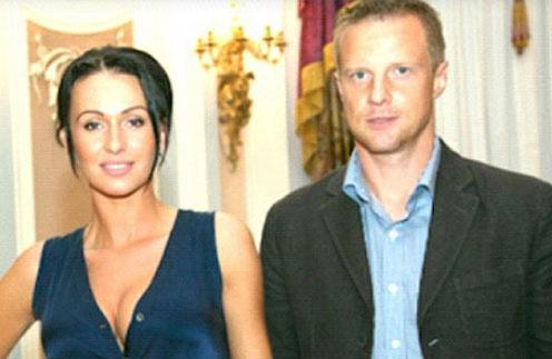 Екатерина Комякова и Вячеслав Малафеев