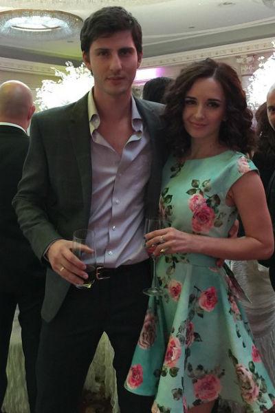 Павел и Маргарита Марсо