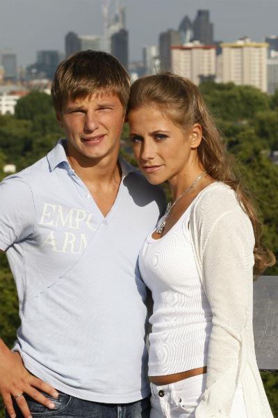 Когда-то Юлия и Андрей были счастливы друг с другом