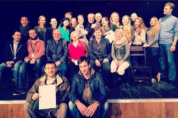 Актерский курс РАТИ-ГИТИС, на котором училась Сати Казанова