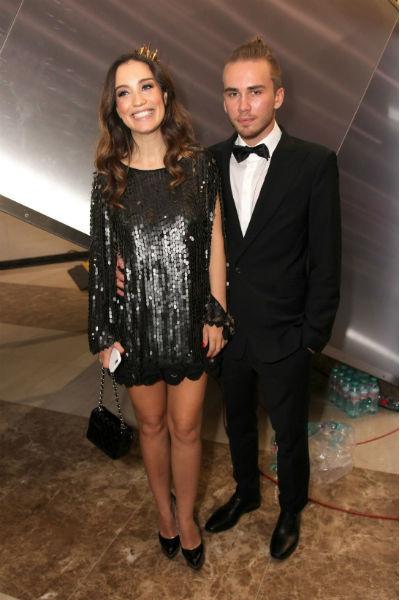 Вика и Дмитрий были в браке около двух лет