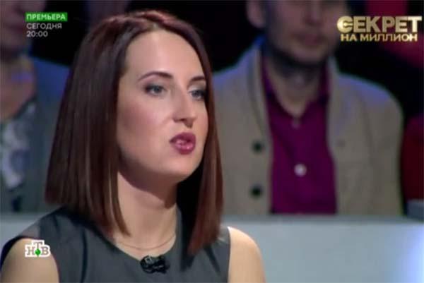 Жена Александра Носик Ольга очень хочет от него детей