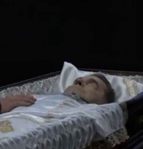 В Москве прощаются с Алексеем Булдаковым: онлайн-репортаж
