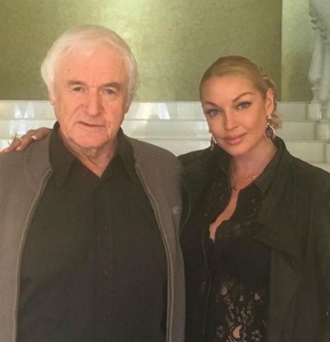 Анастасия Волочкова и Семена Злотников