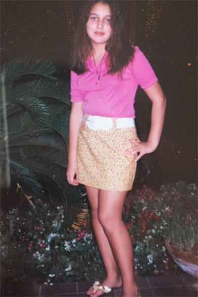 В подростковом возрасте Алсу отличалась отменным аппетитом