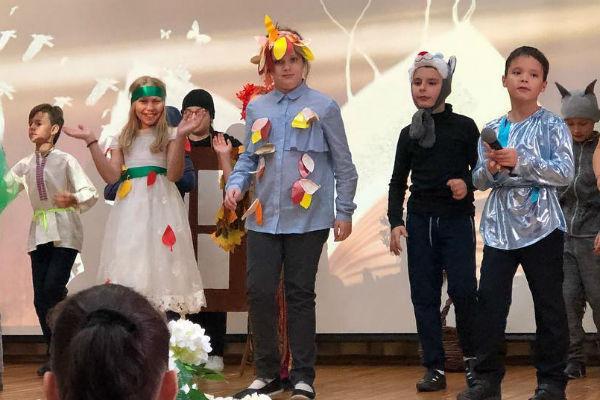Дочь Светланы Зейналовой дебютировала в спектакле