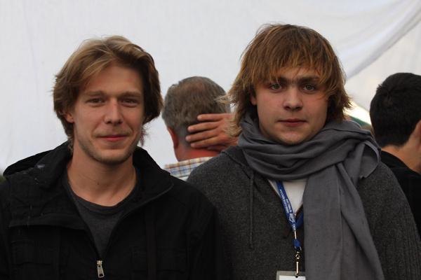 Никита и Николай Ефремовы