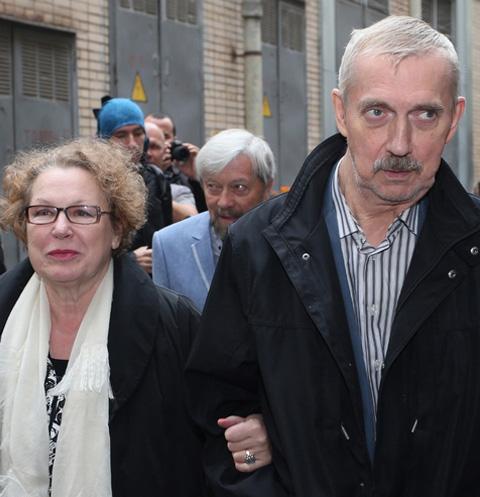 Галина и Евгений Киндиновы