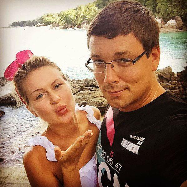 Андрей Чуев не хочет восстанавливать отношения с Мариной Африкантовой