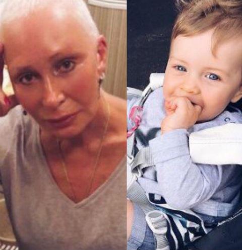 Татьяна Васильева переживает за жизнь внучки