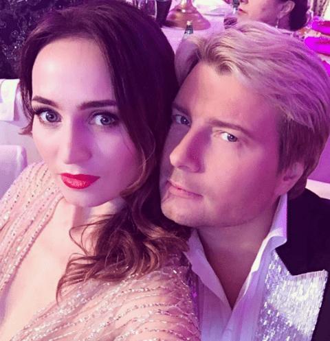 Николай Басков встречается с Софией уже три года