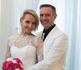 Опубликованы фото со свадьбы Оксаны Домниной и Романа Костомарова