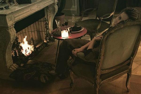 Актриса недавно купила апартаменты в Париже