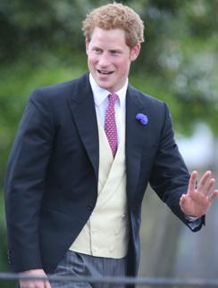Принц Гарри Уэльский
