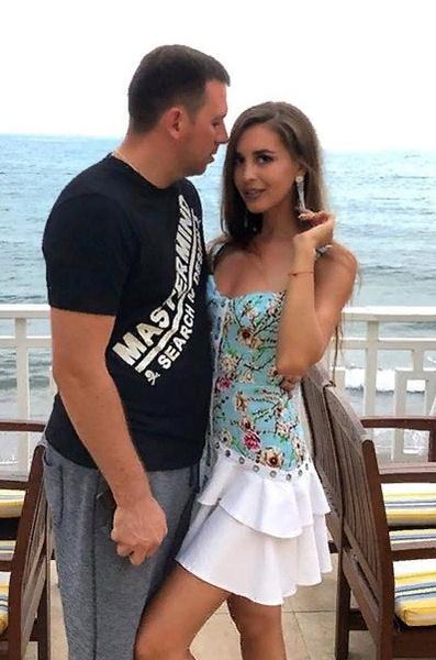 Анна и ее возлюбленный Константин Штрыкин