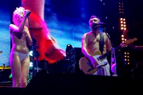 Скандальный концерт «Ленинграда» состоялся 6 июня 2014 года