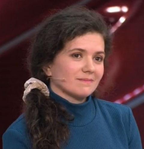 Бывшая жена Вальтера Соломенцева Галина