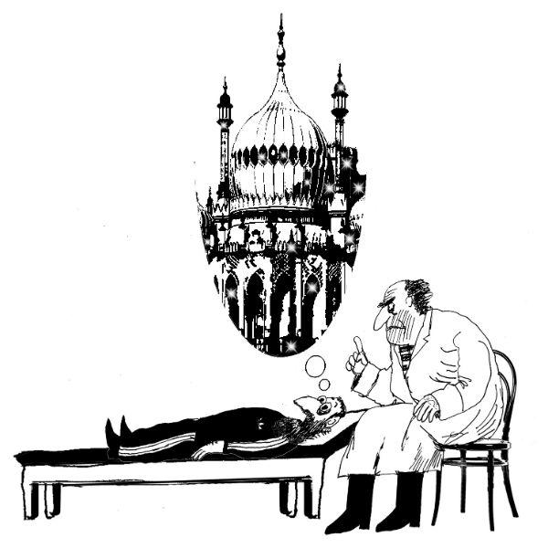 К роману Александра Маленкова были составлены интересные иллюстрации