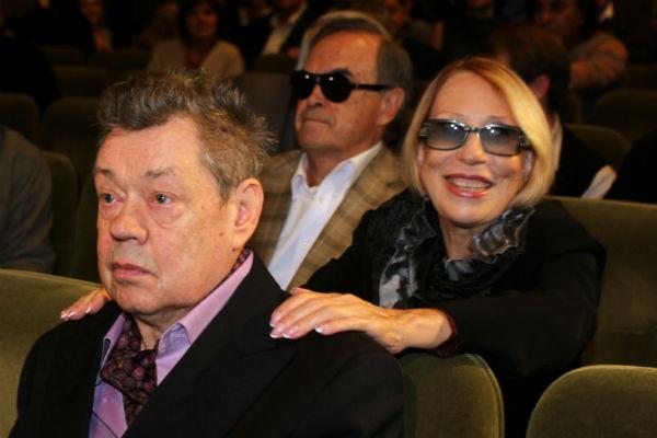 Инна Чурикова много лет дружила с семьей Караченцова